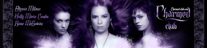 Сериал 'Зачарованные' на сайте 'Charmed Club'.